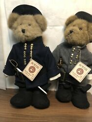 Boyds Bears Civil War Exclusives General Meade And General Lee