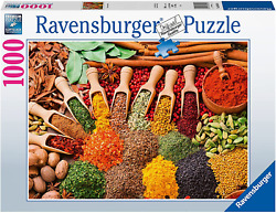 Ravensburger Herbs And Spices 1000 Piece Jigsaw Puzzles For Adults And Kids Age 14