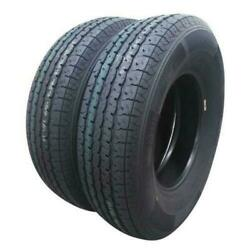 Qty2 Tires Millionparts Ply Rate 8 Psi 65 S.w. 8.2 / 208mm 2pcs Tires