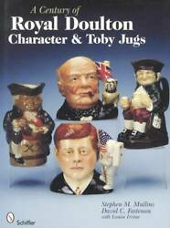 Royal Doulton Character And Toby Jugs Large Collector Reference Covers 100 Yrs