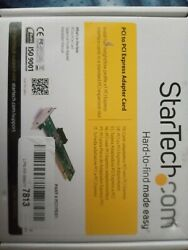 Startech.com Pci1pex1 Pci To Pcie Adapter Card For