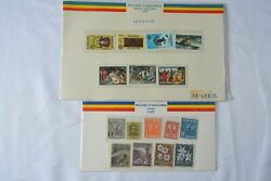 Andorra Stamp Unused Lot Collectible Free Shipping From Japan