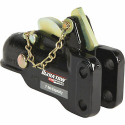 Ultra-tow Xtp Auto-locking Trailer Coupler - 7-ton Capacity, Fits 2 5/16in. Ball