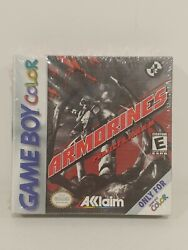 Armorines Project S.w.a.r.m. Nintendo Game Boy Color New Factory Sealed H-seam