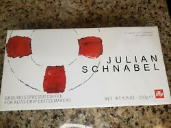 Illy Julian Schnabel Weekend Mugs Artist Cup Collection Signed And Numbered New