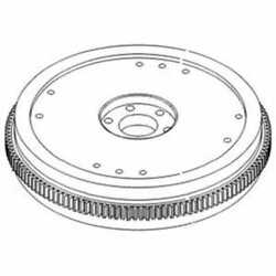 Flywheel With Ring Gear Compatible With Ford 6700 6610 5610 6600 5600 6710 5000