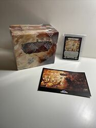 Flesh And Blood Monarch First Edition Booster Box Tcg 1st Edition