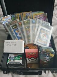 Pokemon Cards Bundle Job Lot Will Includes Graded Cards And 2 Graded Charizards