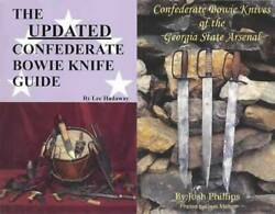 2 Vol Civil War Confederate Bowie Knife Guides Id Fakes