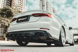 Cmst Carbon Fiber Rear Diffuser For Audi A5 S Line And S5 2017-2019 B9