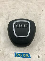 2009 2010 2011 2012 Audi A5 Q5 S5 Steering Wheel Air B@g W/ Wiring Wire Harness