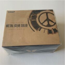 Metal Gear Solid Peace Walker Konamistyle Limited Edition Super Rare [ New ]