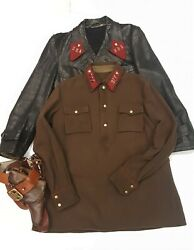 Uniform Set Colonel Red Army 1941 Nkvd Military Lawyer Wwii Suggested Price