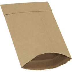 000 4 X 8 Inches Kraft Bubble Mailers Padded Envelopes Brown, 5000 Packs
