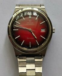 Genuine 1976 Vintage Omega Genève Automatic Mens Watch. Great, Working Condition