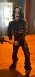 Reel Toy 7 Eric Draven Collector Figure From The Crow