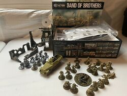 Warlord Games Bolt Action 2nd Edition Band Of Brothers Starter Set 28mm Wwii