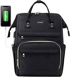 Laptop Backpack for Women Fashion Travel Bags Business Computer Purse Work Bag w $45.41