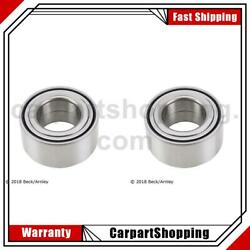 2 Beck/arnley Wheel Bearing Front For Dodge Stealth