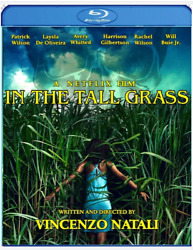 In The Tall Grass Blu-ray 2019 Based On The Novel By Stephen King/joe Hill