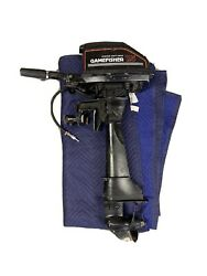 Gamefisher 7.5 Outboard