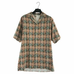 Mens 20ss Woven-g Bowling Shirt It46 Multicolor
