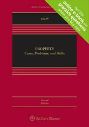 Property Cases Problems And Skills [connected Ebook With Study Center] New