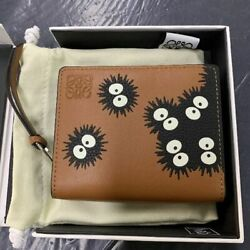 Used Loewe Limited Sold Out Totoro Wallet Loewe X Totoro Shipping From Japan