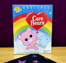 Funko Pop Tees Care Bears - Box Lunch Exclusive Size Lg