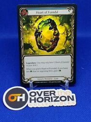 Flesh And Blood - Heart Of Fyendal - Rainbow Foil Wtr000 Nm Unlimited