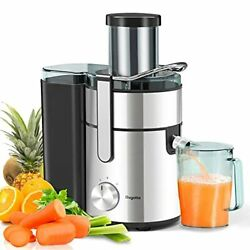 Juicer 3.34 Juicer Machines 1000w Bagotte Wide Mouth Juicers Extractor For Wh