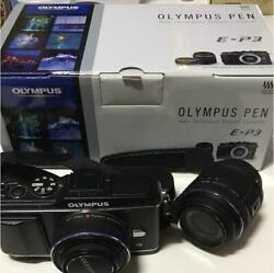 Olympus Pen E-p3 With Camera Bag Roses Available For Sale