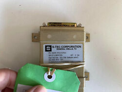 Aircraft Stec Gps Roll Steering And Gps Heading Annunciator With Serviceable Tag
