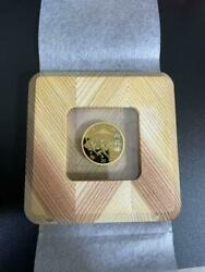 Tokyo 2020 Paralympic Commemorative 10,000 Yen Gold Proof Coin Set