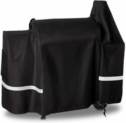 Bbq Grill Cover For Pit Boss 820 Deluxe, 820d, Pb820fb Wood Pellet Grill