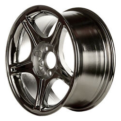 Oem Reconditioned 17x8 Alloy Wheel Chrome Plated 560-3307