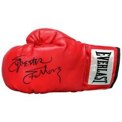 Sylvester Stallone Autographed Rocky Everlast Boxing Glove