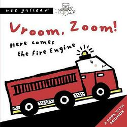 Vroom Zoom Here Comes The Fire Engine Brand New Free Shipping