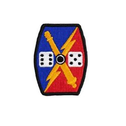 Single Or Set 65th Field Artillery Brigade Hat Patch Cap Veteran Pin Up Gift Wow