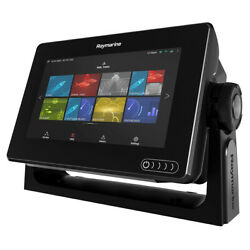Raymarine Axiom 7 Dv Mfd W/chirp Downvisionandtrade Andamp High-frequency W/lighth