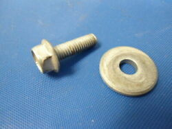 446099 Screw Pulley To Camshaft Evinrude 1998 8hp H09402515