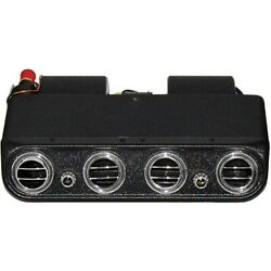Classic Auto Air 20-124 Under Dash Air Conditioning 1965-1966 Mustang 1965 Falco