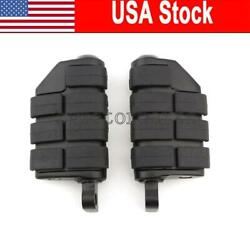 Motorcycle Highway Foot Pegs Rest For Harley-davidson Softail Deluxe Slim Fatboy
