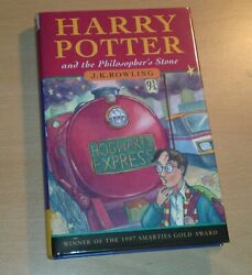 Harry Potter And The Philosophers Stone Ted Smart 1st Edition 1st Print Rowling
