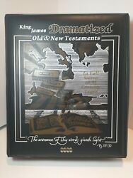 King James Dramatized Old And New Testaments On 48 Audio Tapes 1978
