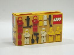 Vintage 1983and039 Lego Minifigure Pack 6701