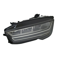 Aftermarket Replacement Driver Side Headlight Assembly Led 114-51427
