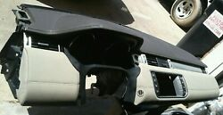 Pre Owned Genuine Range Rover Evoque Dashboard Assembly Panel Speedometer