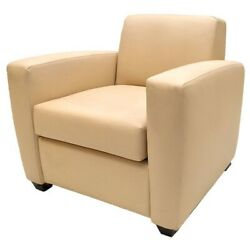 Carver Yachts Boat Arm Chair 8742529 | 32 1/2 Inch Tan Vinyl Stain