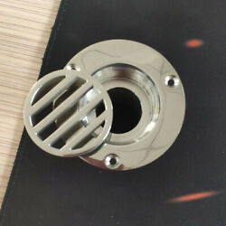 316 Stainless Steel Boat Deck Drain Scupper Boat Plumbing Fitting For 1.5and039and039 Pipe